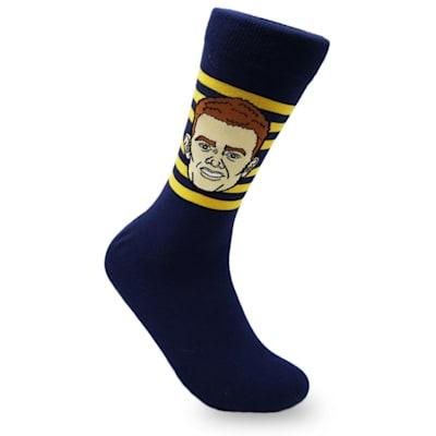 (Major League Socks Sockey HoF - Jack Eichel)