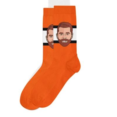 (Major League Socks Sockey HoF - Claude Giroux)