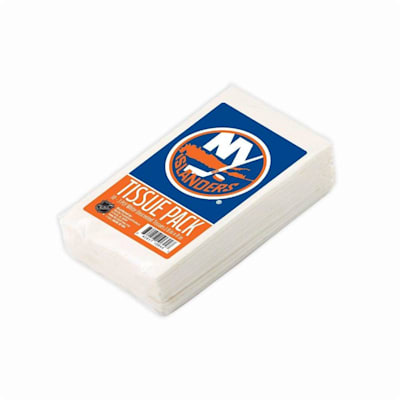 (New York Islanders NHL Tissue Packet)