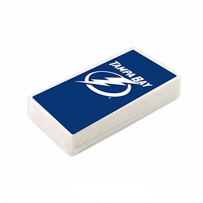 (Tampa Bay Lightning NHL Tissue Packet)
