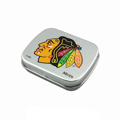 (NHL Breath Mints Tin - Chicago Blackhawks)