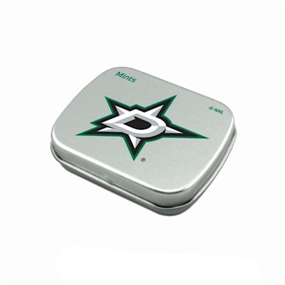 (NHL Breath Mints Tin - Dallas Stars)