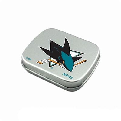 (NHL Breath Mints Tin - San Jose Sharks)