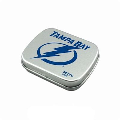 (NHL Breath Mints Tin - Tampa Bay Lightning)
