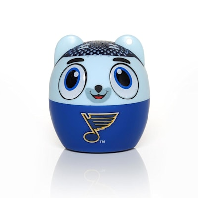 (NHL Bitty Boomers Bluetooth Speakers - St. Louis Blues)