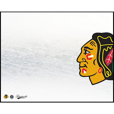 (Frameworth Chicago Blackhawks 8x10 Dry Erase Plaque)