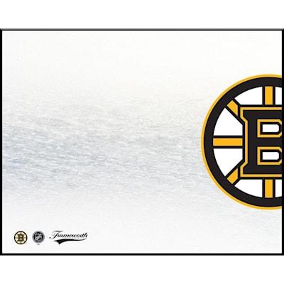 (Frameworth Boston Bruins 8x10 Dry Erase Plaque)