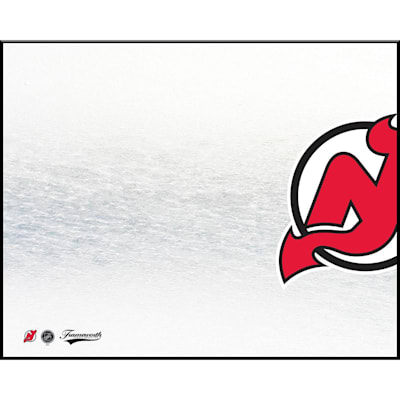 (Frameworth New Jersey Devils 8x10 Dry Erase Plaque)
