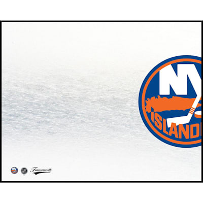 (Frameworth New York Islanders 8x10 Dry Erase Plaque)