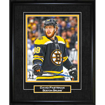 (Frameworth Boston Bruins 8x10 Player Frame - David Pastrnak)