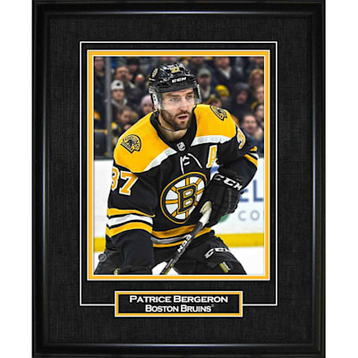 (Frameworth Boston Bruins 8x10 Player Frame - Patrice Bergeron)