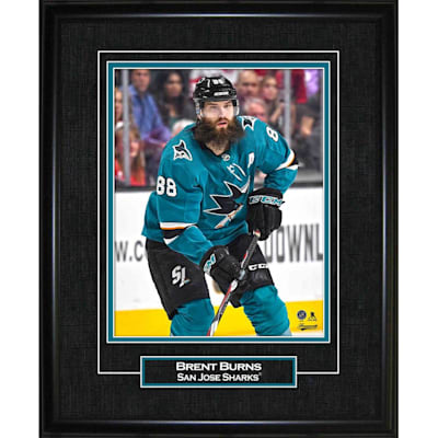 (Frameworth San Jose Sharks 8x10 Player Frame - Brent Burns)