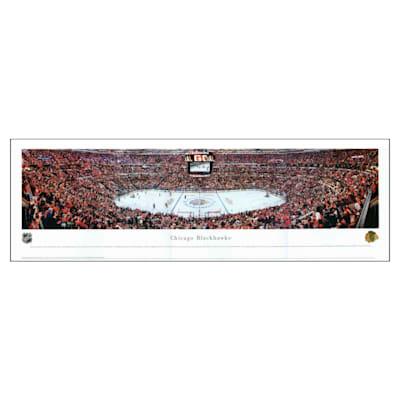 (Frameworth Chicago Blackhawks Panoramic Picture)
