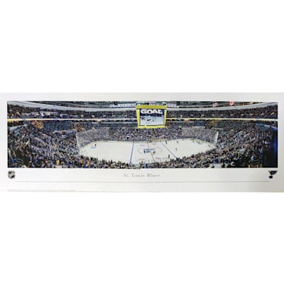 (Frameworth St. Louis Blues Panoramic Picture)