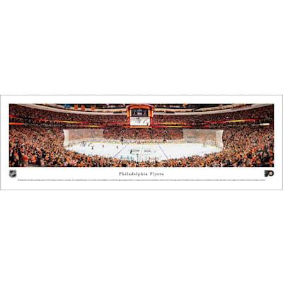 (Frameworth Philadelphia Flyers Panoramic Picture)