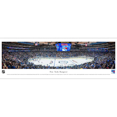 (Frameworth New York Rangers Panoramic Picture)