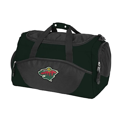 (Minnesota Wild District Duffle Bag)