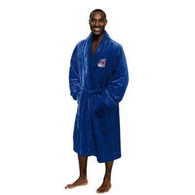 (New York Rangers Silk Touch Robe)