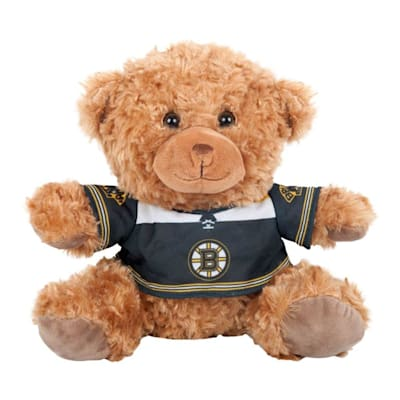 (Boston Bruins 10 Inch Bear Team Jersey)