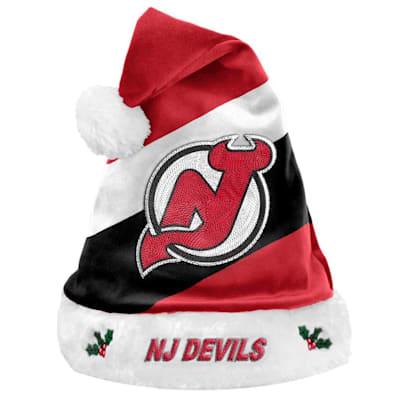 (New Jersey Devils Holiday Santa Hat)