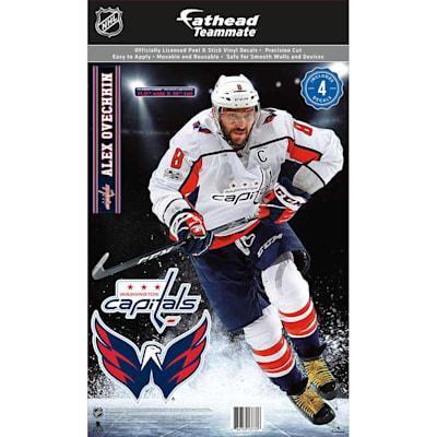 (Fathead NHL Teammate Washington Capitals Alexander Ovechkin Wall Decal)