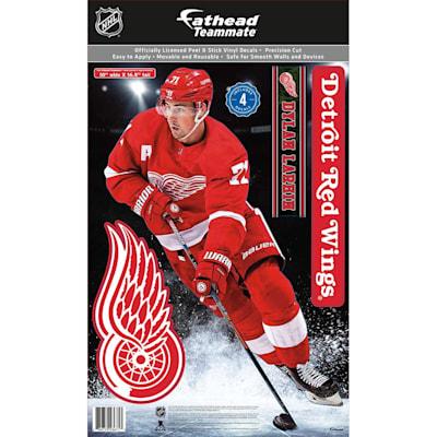 (Fathead NHL Teammate Detroit Red Wings Dylan Larkin Wall Decal)