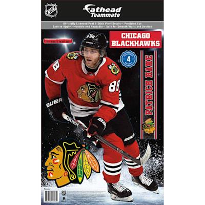 (Fathead NHL Teammate Chicago Blackhawks Patrick Kane Wall Decal)