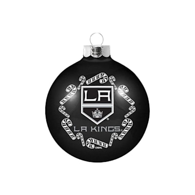 (NHL Small Ball Ornament - LA Kings)