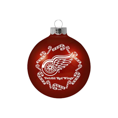 (NHL Small Ball Ornament - Detroit Red Wings)