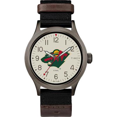 (Minnesota Wild Timex Clutch Watch - Adult)