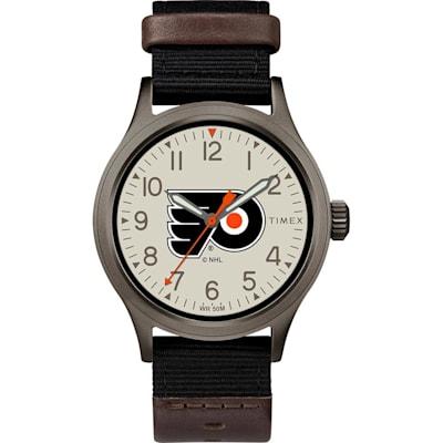 (Philadelphia Flyers Timex Clutch Watch - Adult)