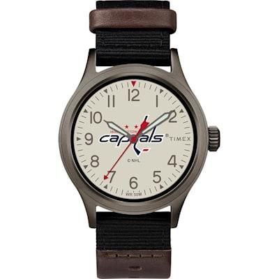 (Washington Capitals Timex Clutch Watch - Adult)