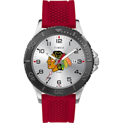 (Chicago Blackhawks Timex Gamer Watch - Adult)