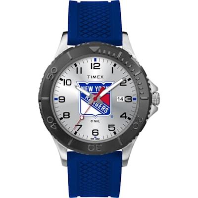 (New York Rangers Timex Gamer Watch - Adult)
