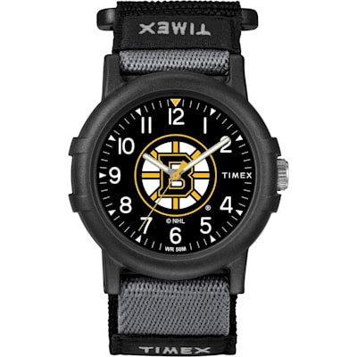 (Boston Bruins Timex Recruit Watch - Youth)