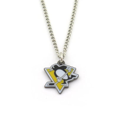 (Pittsburgh Penguins Necklace)