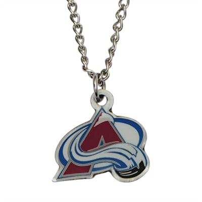 (Colorado Avalanche Necklace)