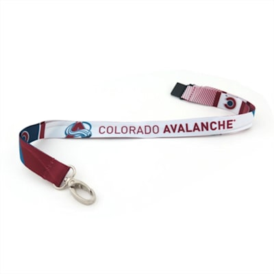 (Colorado Avalanche Sublimated Lanyard)