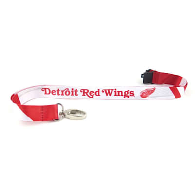 (Detroit Red Wings Sublimated Lanyard)