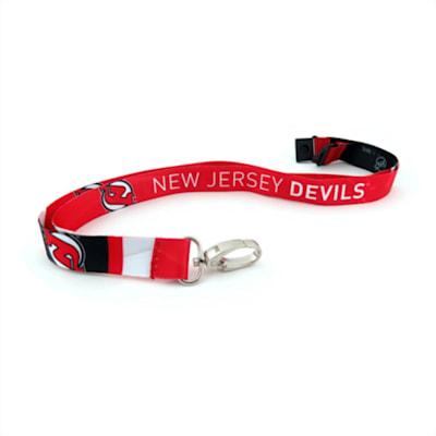 (New Jersey Devils Sublimated Lanyard)