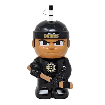 (Big Sip 3D Water Bottle - Boston Bruins)