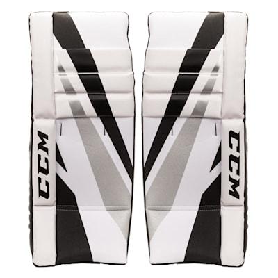 (CCM Fleury Street Hockey Goalie Leg Pads 28 Inch - Intermediate)