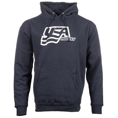 (USA Hockey Hoodie - Youth)
