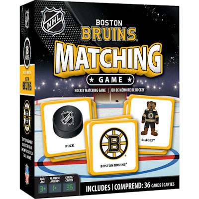 (MasterPieces Matching Game- Boston Bruins)