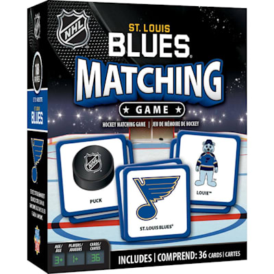 (MasterPieces Matching Game- St. Louis Blues)