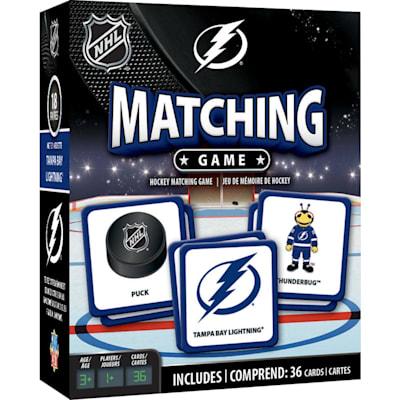(MasterPieces Matching Game- Tampa Bay Lightning)