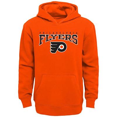 (Adidas Philadelphia Flyers Fadeout Hoodie - Youth)