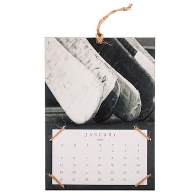 (Painted Pastimes Hockey Calendar - 2020)