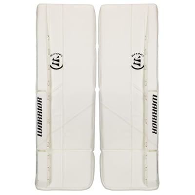 (Warrior Ritual G5 Goalie Leg Pads - Junior)