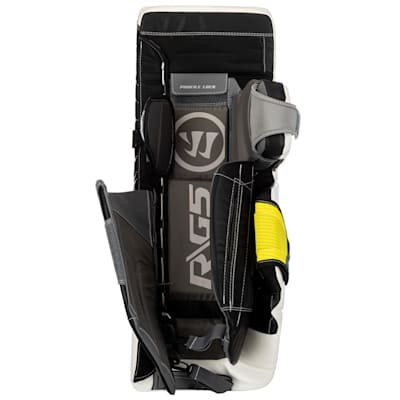 (Warrior Ritual G5 Goalie Leg Pads - Intermediate)